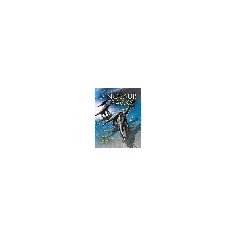 Dinosaur Tracks : The Next Steps (Hardcover)