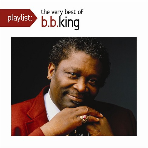 B. b. king - Playlist:Very best of b.B. king (CD) - image 1 of 1