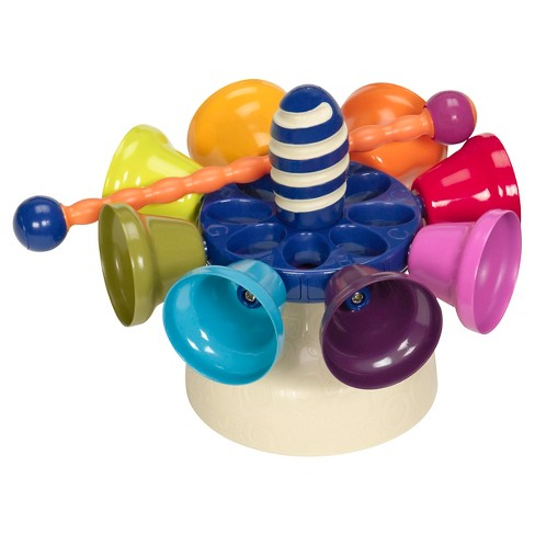 B. toys Carousel Bells - image 1 of 2