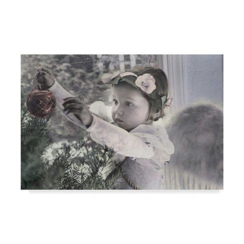 "Trademark Fine Art 47"" X 30"" Gail Goodwin 'Holiday Wonder' Canvas Art - image 1 of 3"