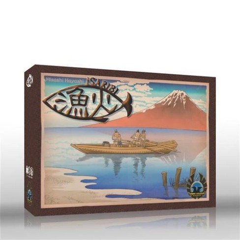 Isaribi Board Game - image 1 of 1