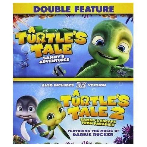 TURTLE'S TALE:SAMMY'S ADVENTURES/TURT (Blu-ray) - image 1 of 1