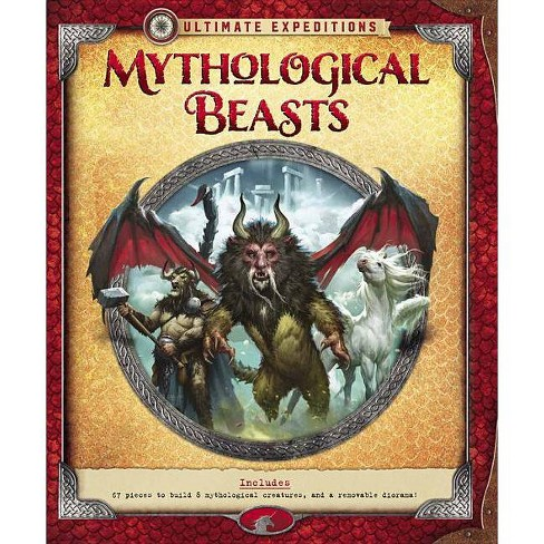 Ultimate Expeditions Mythological Beasts - by  L J Tracosas (Hardcover) - image 1 of 1
