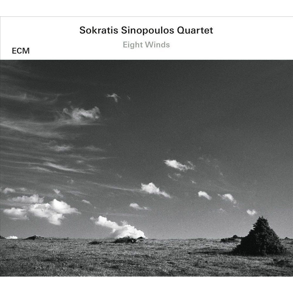 Sokratis Sinopoulos - Eight Winds (CD)