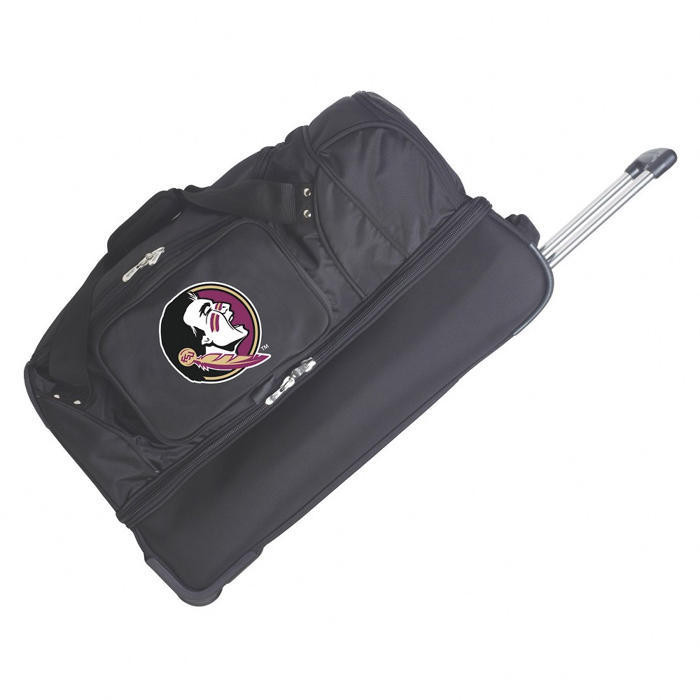 NCAA Florida State Seminoles 27'' Rolling Drop Bottom Duffel Bag