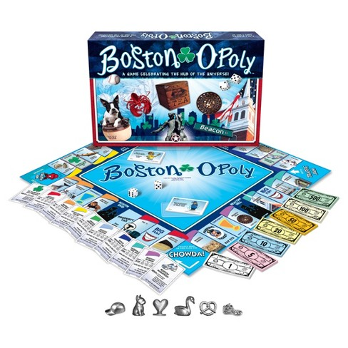 Boston opoly Game - image 1 of 1