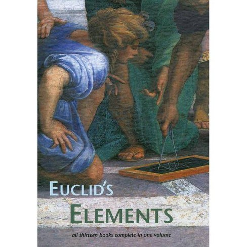 Euclid's Elements - (Hardcover) - image 1 of 1