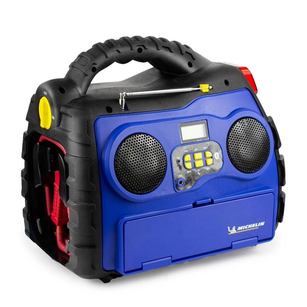Michelin Multi-Function Portable Power Source XR1 - Blue