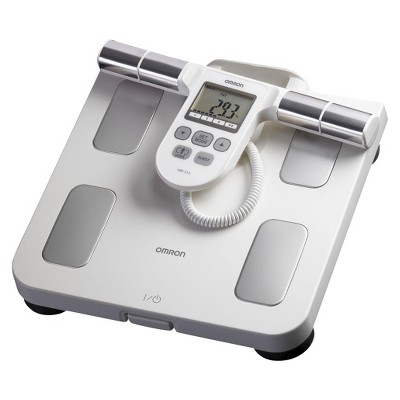 Omron Digital Body Fat Monitor and Weight Scale