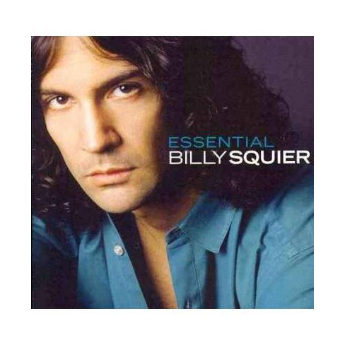 Billy Squier - Essential Billy Squier (CD) - image 1 of 1