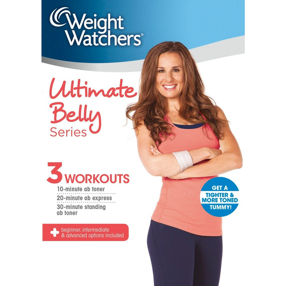 Weight watchers:Ultimate belly series (Dvd)