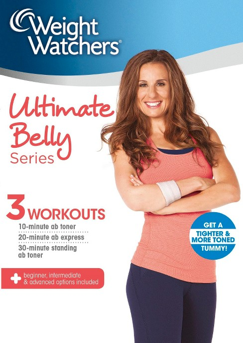 Weight watchers:Ultimate belly series (DVD) - image 1 of 1