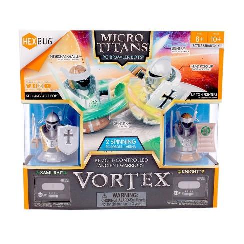 HEXBUG Micro Titans Vortex (Knight & Samurai) - image 1 of 4