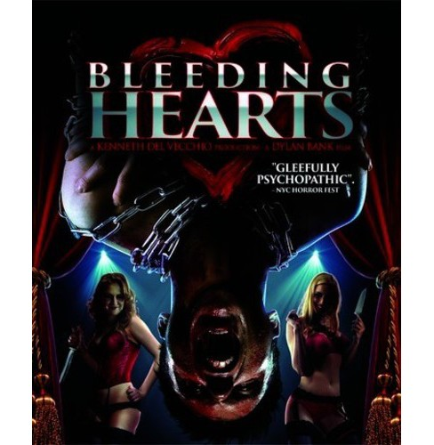 Bleeding Hearts (Blu-ray) - image 1 of 1