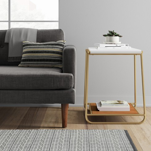 Sayer End Table White - Project 62™