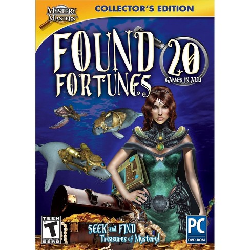 Mystery Masters: Found Fortunes PC Games - image 1 of 1