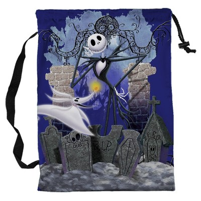 Nightmare Before Christmas Pillowcase Treat Bag Halloween Trick or Treat Containers