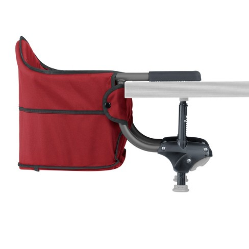 47d1cc3c343f3 Chicco Caddy Hook on High Chair - Red. Shop all Chicco