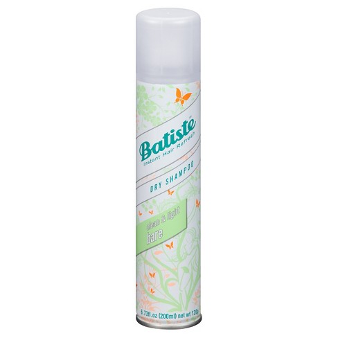 Batiste Clean & Light Bare Dry Shampoo - 6.73 Fl Oz : Target