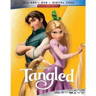 Tangled (Blu-Ray + DVD + Digital)