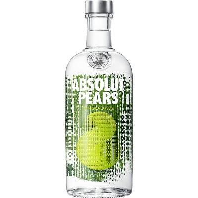 Absolut Pear Vodka - 750ml Bottle