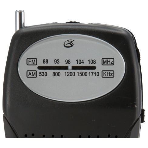 GPX AM/FM Radio - image 1 of 3