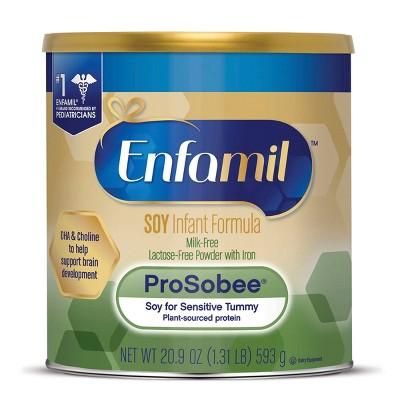 Enfamil ProSobee Soy Infant Formula Powder - 20.9oz