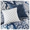 Adela 7 Piece Cotton Printed Comforter Set - image 4 of 4