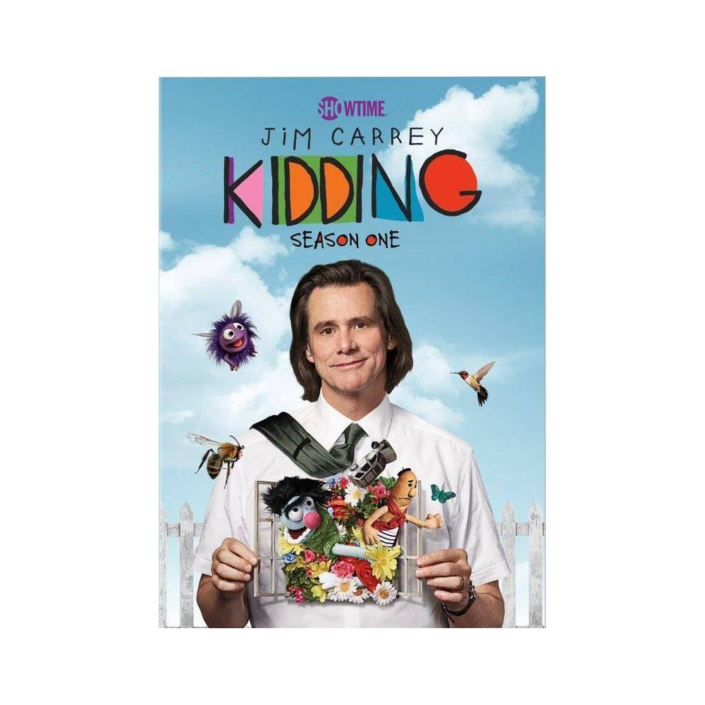 Kidding: Season One (DVD) Cheap