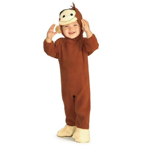 Rubie's Curious George Baby Costume - image 1 of 1