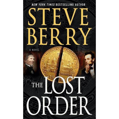 The Lost Order - by  Steve Berry (Paperback) - image 1 of 1