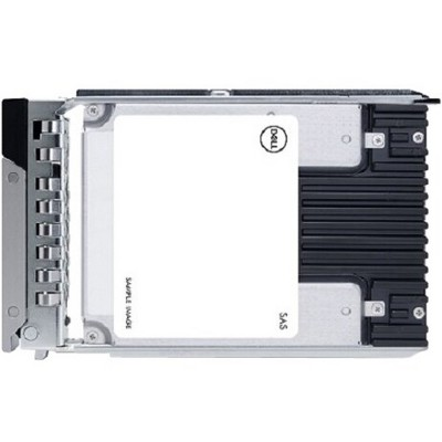 """Dell PM5-R 3.84 TB Solid State Drive - 2.5"""" Internal - SAS (12Gb/s SAS) - Read Intensive - Server Device Supported"""