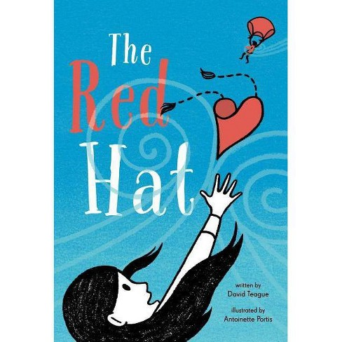 The Red Hat - by  David Teague (Hardcover) - image 1 of 1