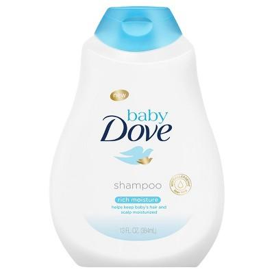 Baby Dove Rich Moisture Shampoo - 13oz