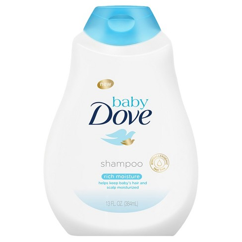 Baby Dove Rich Moisture Shampoo - 13oz - image 1 of 2