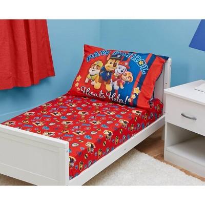 PAW Patrol Toddler Sheet Set