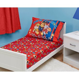 PAW Patrol Toddler Sheet Set