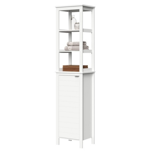 Madison Collection Linen Tower With