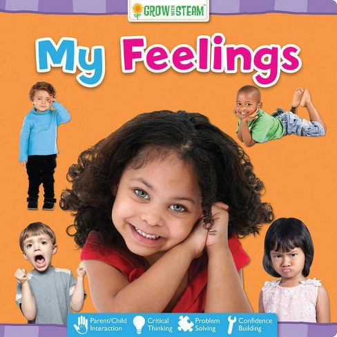 My Feelings - (Grow with Steam) by  Gardner (Board_book) - image 1 of 1