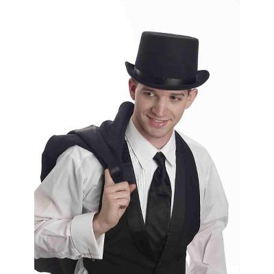 Forum Novelties Super Deluxe Black Adult Male Costume Top Hat