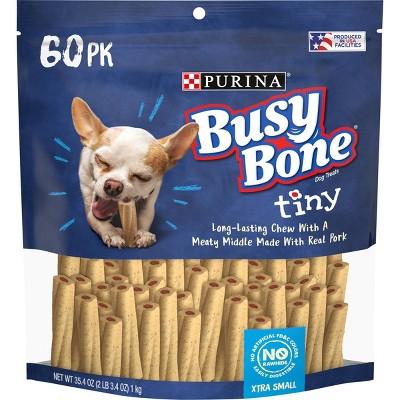 Purina Busy Bone Tiny Chewy Dog Treats