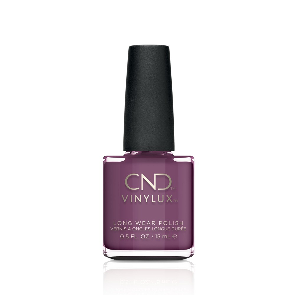 Image of CND Vinylux Weekly Nail Polish Color 129 Married to Mauve - 0.5 fl oz