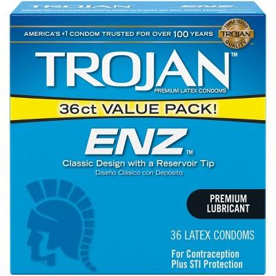What is enz condoms