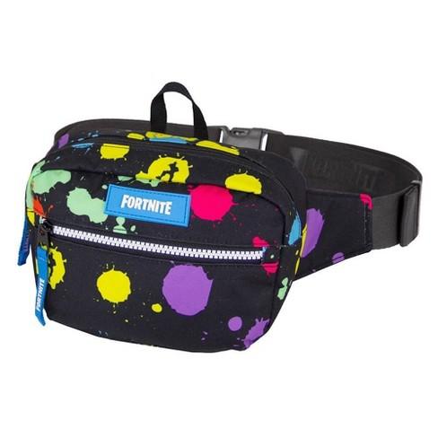 Fortnite Multiplier Waist Sling Pack - Paint Splatter - image 1 of 4