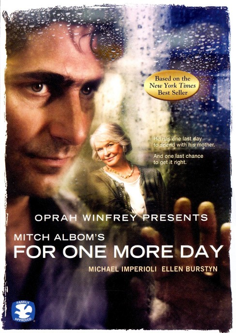 Oprah Winfrey Presents: Mitch Albom's for One More Day (dvd_video) - image 1 of 1