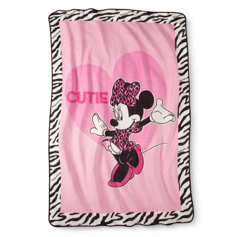 Disney® Minnie Mouse Classic Blanket - Twin - image 1 of 1