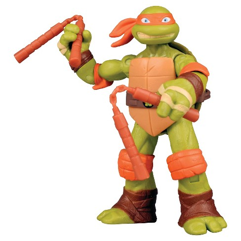 Teenage Mutant Ninja Turtles Action Figure - Re-Deco Michelangelo - image 1 of 2