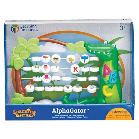 Learning Resources AlphaGator Abacus - image 1 of 3