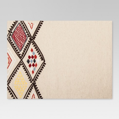 Red Kitchen Textiles Placemat - Threshold™ - image 1 of 1
