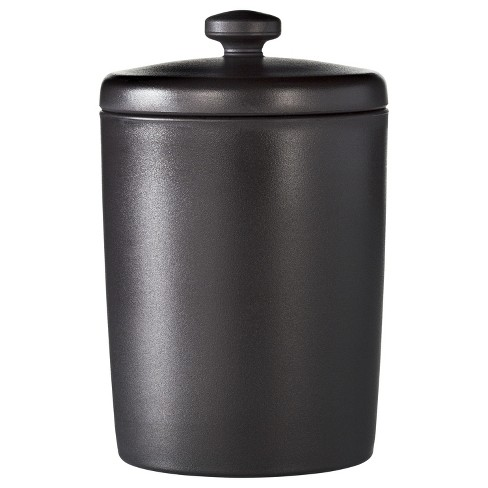 InterDesign Bronze Bath Canister - Brown - image 1 of 1